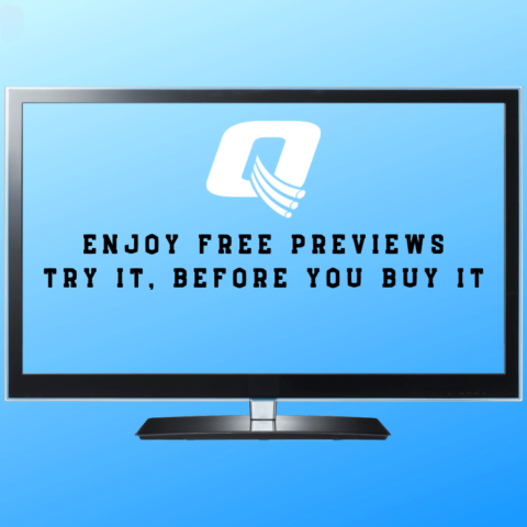 Free previews are provided by our broadcasting partners so that you can try it before you buy it.