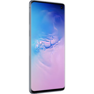 Front image of the Galaxy S10