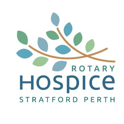 Image of the Rotary Hospice Stratford Perth logo