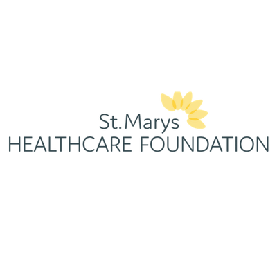 Image of the St Marys Healthcare Foundation logo