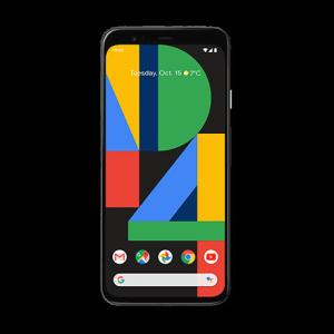 Image of the Google Pixel 4 Smartphone