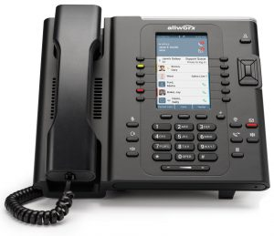 Image of Allworx Verge 9312 phone system