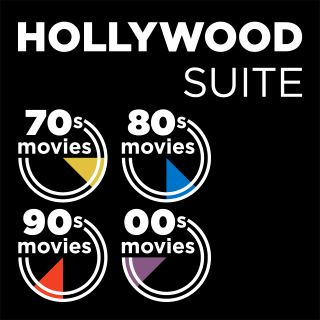 Image of Hollywood Suite 4 logos in a quad.