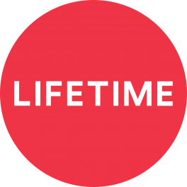 LB - Lifetime Channel logo for the Lookback table