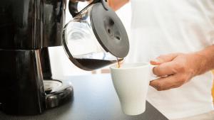 Smart Tech Blog - Pouring coffee image